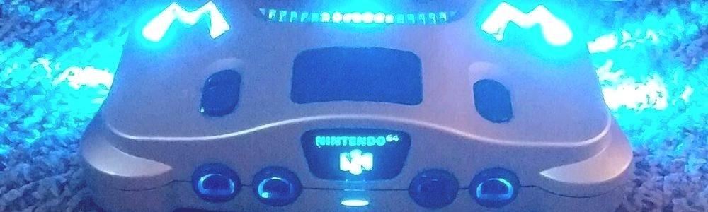 n64 slider