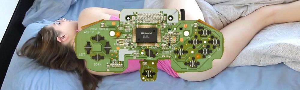 pad n64 slider