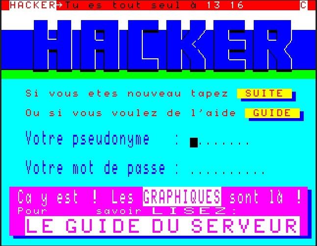 3614 Hacker