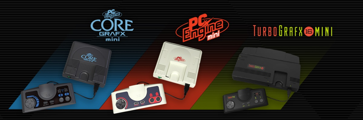 PC Engine Mini